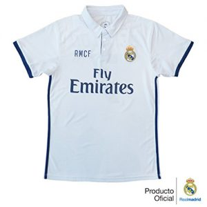 CAMISETA-1-EQUIPACION-REPLICA-OFICIAL-REAL-MADRID-2016-2017-LISO-ADULTO-M-0