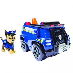Paw-Patrol-Chase-y-su-Camin-Polica-Vehculo-y-Figura-La-Patrulla-Canina-0