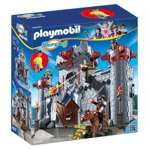 Playmobil-Castillo-maletn-del-Barn-Negro-playset-6697-0