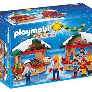 Playmobil-Mercadillo-navideo-55870-0