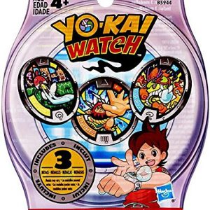 Yo-Kai-Watch-Series-2-YOKAI-MEDALS-Mystery-Pack-by-Yokai-Watch-0